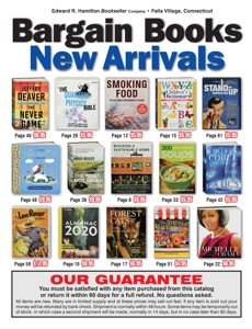 Bargain Books - New Arrivals