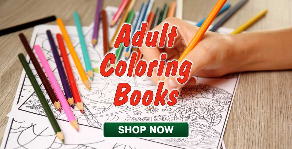 Adult Coloring ACB