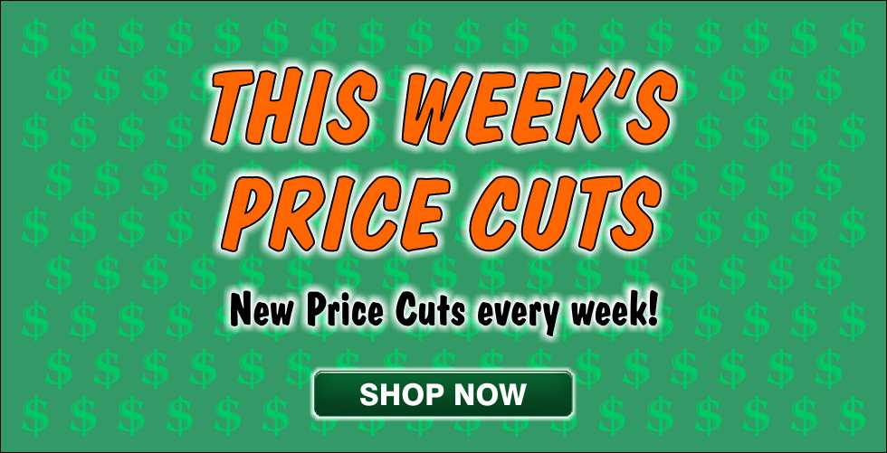 This Week's Price Cuts