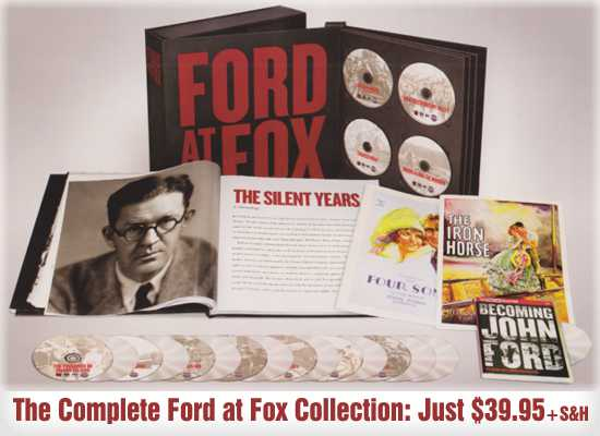 The complete Ford at Fox Collection: Just $39.95 + S&H