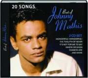 BEST OF JOHNNY MATHIS: 20 Songs