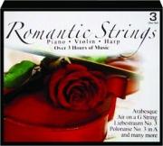 ROMANTIC STRINGS: Piano, Violin, Harp