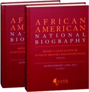 AFRICAN AMERICAN NATIONAL BIOGRAPHY: Supplement 2008-2012