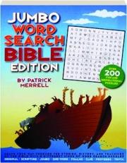 JUMBO WORD SEARCH BIBLE EDITION