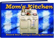 MOM'S KITCHEN: Record Your Family's Cooking Memories