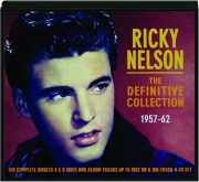 RICKY NELSON: The Definitive Collection, 1957-62
