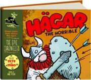 HAGAR THE HORRIBLE: The Epic Chronicles--Dailies 1979 to 1980