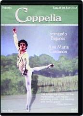 COPPELIA: Ballet de San Juan