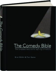 THE COMEDY BIBLE: The Complete Resource for Aspiring Comedians