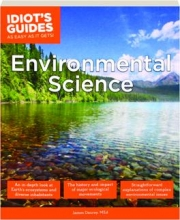 ENVIRONMENTAL SCIENCE: Idiot's Guides as Easy as It Gets!