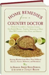 HOME REMEDIES FROM A COUNTRY DOCTOR