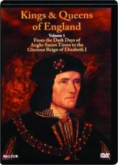 KINGS & QUEENS OF ENGLAND, VOLUME 1