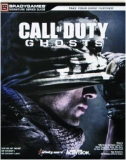 CALL OF DUTY--GHOSTS: BradyGAMES Signature Series Guide
