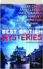 THE MAMMOTH BOOK OF BEST BRITISH MYSTERIES, VOLUME 10