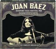 JOAN BAEZ: Newport Folk Festival 1968