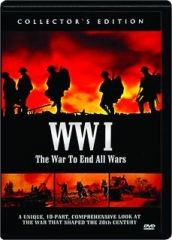 WWI--THE WAR TO END ALL WARS: Collector's Edition