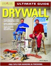 ULTIMATE GUIDE DRYWALL: Pro Tips for Hanging & Finishing