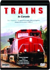 TRAINS IN CANADA