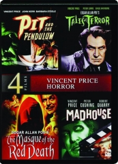 PIT AND THE PENDULUM / TALES OF TERROR / THE MASQUE OF THE RED DEATH / MADHOUSE