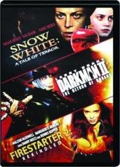 SNOW WHITE: A TALE OF TERROR / DARKMAN II: THE RETURN OF DURANT / FIRESTARTER 2: REKINDLED