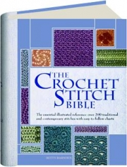 THE CROCHET STITCH BIBLE