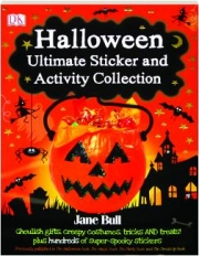 HALLOWEEN ULTIMATE STICKER AND ACTIVITY COLLECTION