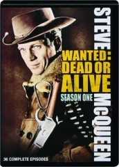 WANTED--DEAD OR ALIVE: Season One