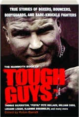THE MAMMOTH BOOK OF TOUGH GUYS