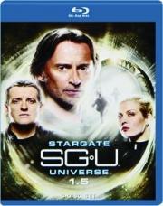 SG-U STARGATE UNIVERSE 1.5