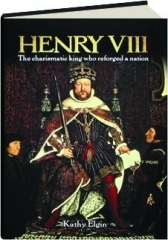HENRY VIII: The Charismatic King Who Reforged a Nation