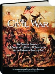 THE CIVIL WAR: The Definitive Reference