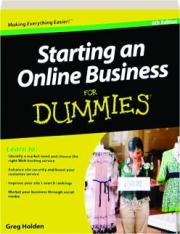 STARTING AN ONLINE BUSINESS FOR DUMMIES, 6TH EDITION