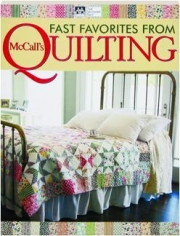 FAST FAVORITES FROM MCCALL'S QUILTING