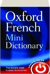 OXFORD FRENCH MINI DICTIONARY, FIFTH EDITION