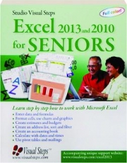 EXCEL 2013 AND 2010 FOR SENIORS