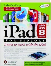 IPAD WITH IOS8 AND HIGHER FOR SENIORS