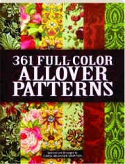 361 FULL-COLOR ALLOVER PATTERNS