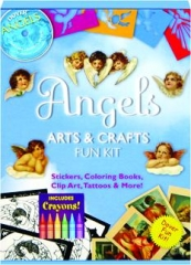 ANGELS ARTS & CRAFTS FUN KIT