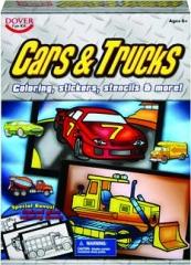 CARS & TRUCKS FUN KIT