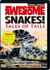 AWESOME SNAKES! Tales of Tails