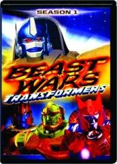 TRANSFORMERS--BEAST WARS: Season 1