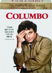 COLUMBO: The Complete First Season