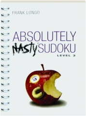 ABSOLUTELY NASTY SUDOKU, LEVEL 3