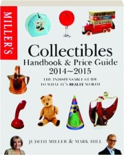 MILLER'S COLLECTIBLES HANDBOOK & PRICE GUIDE, 2014-2015