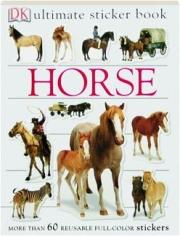 HORSE: Ultimate Sticker Book