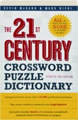 THE 21ST CENTURY CROSSWORD PUZZLE DICTIONARY, 3RD EDITION