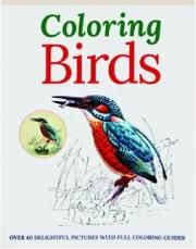 COLORING BIRDS