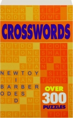 CROSSWORDS: Over 300 Puzzles