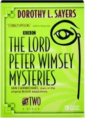 THE LORD PETER WIMSEY MYSTERIES: Set Two