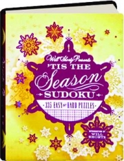 WILL SHORTZ PRESENTS 'TIS THE SEASON SUDOKU